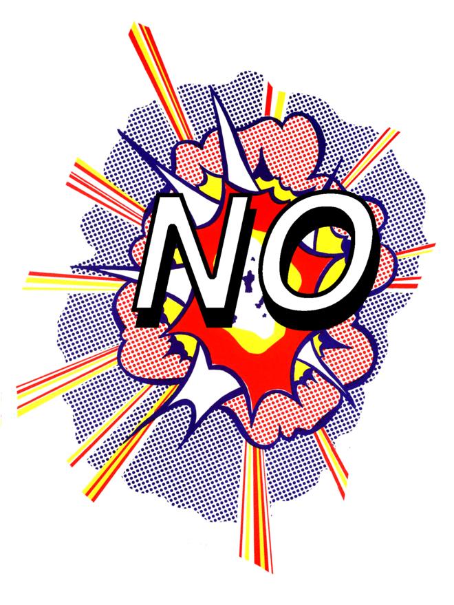 ¿Cómo decir no y no morir en el intento?