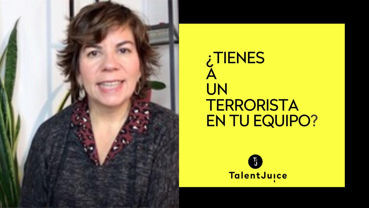 ¿Tienes a un terrorista en tu equipo?